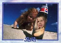 PEPSI COLA SERIES 2 1995 DART PROMO CARD P3