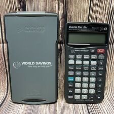 Calculated Industries Qualifier Plus Iiipx Model 3441 Calculator Mortgage Plan