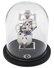 """MATTHEW NORMAN """"Diaphane"""" 8 Days Mechanical Swiss Clock 50.3562.111 MSRP $3,195"""