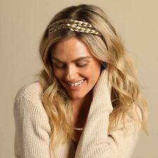 Madison Braids Braided Headband Braid Hair Extension - Double Lulu Two Strand