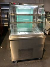 1M Patisserie-Cake-Sweet-Drink-Sandwich Display Cabinet With Rear Access