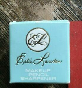 ESTEE LAUDER MAKEUP PENCIL SHARPENER IN BOX