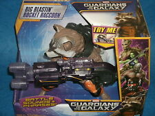 GUARDIANS OF THE GALAXY: DELUXE ROCKET RACCOON (With Battle Sounds & Phrases)