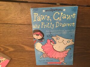 Molly & Mimi,  Paws, Claws And Frilly Drawers, By Sarah Horne,