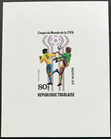 Togo #C347 EPL Football World Cup 1978 Argentina [YTPA349]