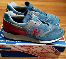 NEW BALANCE 997DTE 'CONNOISSEUR PAINTERS COLLECTION' RUNNING COURSE/ RETAIL $220