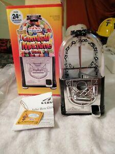 Vintage Carousel Jukebox Gumball Machine NOS/Sealed 000588