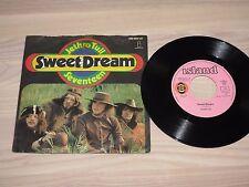 "JETHRO TULL 7 "" Single - Sweet Dream / German Island Press in VG+"