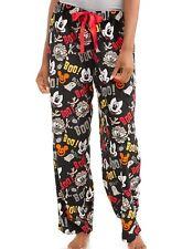 4b87294d5dd0f Halloween Mickey Mouse Disney Women s PJ Sleep Pajama Lounge Pants 2xl  18w-20w