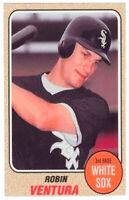 1993 Baseball Card Magazine '68 Topps Replicas Baseball SC35 Robin Ventura