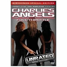 Charlie's Angels: Full Throttle (DVD, 2003, Special Edition)  ***DISC ONLY***