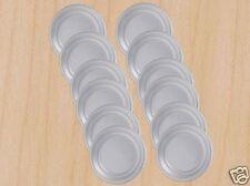 """(12) ea. 8"""" pizza pan pizza trays- alumium - new"""
