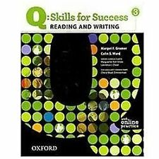 Q: Skills for Success - Reading and Writing, Level 3 Pack by Margot F. Gramer a…