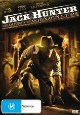 Ex-rental Jack Hunter And The Quest For Akhenaten's Tomb (DVD, 2011)