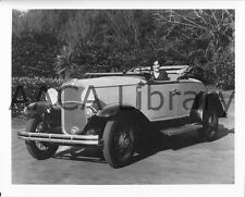 1931 Chevrolet Sport Roadster, Factory Photo (Ref. # 31082)