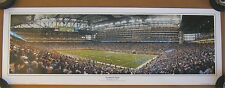 "Detroit Lions Ford Field Inaugural game Panoramic - Small 9.5"" x 27"""