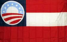 FIRST NTL OBAMA 3' x 5' Polyester Banner Flag