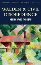 Walden & Civil Disobedience by Henry David Thoreau (Paperback, 2016)