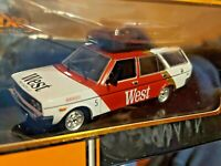 # 1/43 FIAT 131 PANORAMA WEST ASSISTENZA RALLY SERVICE VAN - IXO RAC306X MIB #