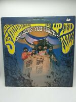 The 5th Dimension — UP UP AND AWAY Go Where You Wanna Go — LP Record