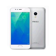 Teléfonos móviles libres de plata con conexión 4G con 16 GB de almacenaje