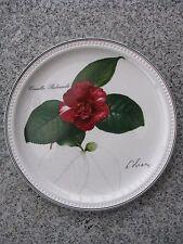 ASSIETTE DE COLLECTION VILLEROY & BOCH camellia 2000