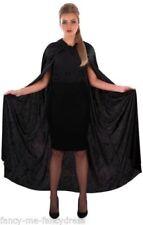 Costumi e travestimenti giacche , cappottiamo e mantelli neri senza marca per carnevale e teatro