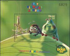 "Palau 1998 ""Bug's Life""/Disney/Films/Cinema/Animation/Insects 1v m/s (ad1027)"