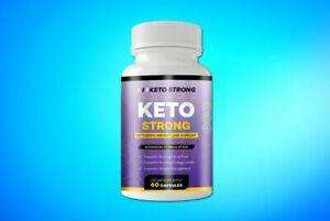 Keto Strong Keto BHB Pill Advanced Formula Keto Pills  60 capsules USA