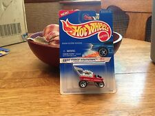 HOT WHEELS 1996 FIRST EDITIONS RADIO FLYER WAGON