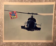 Airwolf TV Series - Helicopter Bell222 - 8x10 Photo