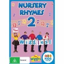 The Wiggles - Nursery Rhymes 2