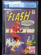 FLASH #108 PGX VG/FN 5.0; CM-OW; part 3 of Gorilla Grodd trilogy!