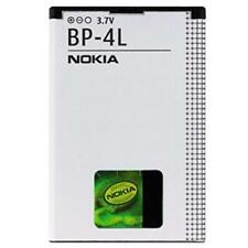 BATTERIA originale BP-4L per NOKIA 6650F 6760S E52 E55 E61i E71 E72 E90 N810