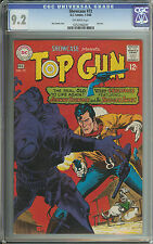SHOWCASE #72 CGC 9.2 OW PAGES // RUSS HEATH COVER