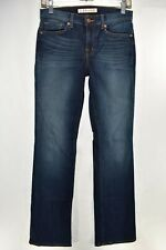 J Brand Slim Boot Cut Bootcut Womens Jeans Size 27 Blue Meas. 28x34 Stretch