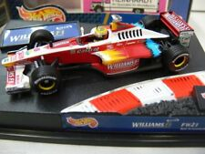 1/43 Hot Wheels Williams FW21 Ralf Schumacher #6 24625
