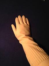 Haushaltshandschuhe 40cm extra lang Gummihandschuhe Handschuhe rubber gloves #12