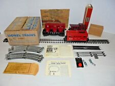 LIONEL TRAIN SET FOUND IN STORAGE FROM 1957 FREIGHT SET VERY NICE