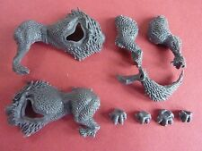 Space Wolves THUNDERWOLF WOLF TORSO & LEGS (A) - Bits 40k