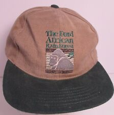 Ford African Rain Forest Hat Cap Ape Unisex USA Made  z