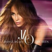 JENNIFER LOPEZ - DANCE AGAIN...THE HITS  CD + DVD NEU +++++++++++++++++