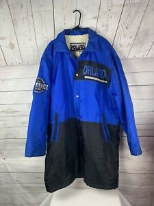 Vintage Polaris Future Gear 2002 Orlando Men's XL snowmobile button up jacket
