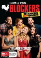 Blockers DVD NEW Region 2 4 and 5