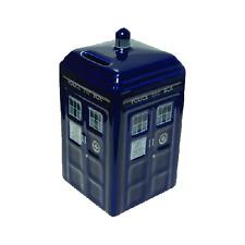 Dr Who Tardis Money Box Ceramic BRAND NEW