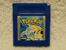 Pokemon Blue Version - Game Boy Game - * Cartridge Only * - UK Pal