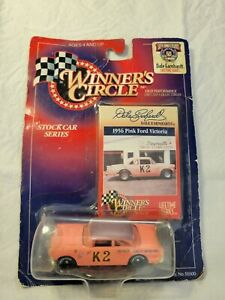 Dale Earnhardt Winners Circle Stock Car Series 1956 Pink Ford Victoria #55500