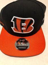 Cincinnati Bengals 2016 NFL Sideline Snapback Original Fit 9Fifty New Era Hat