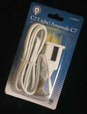 New Lot Of 4~C7 Light / Ampoule C7~Village Accessory