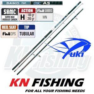 YUKI ''SAIKO A6 DSC'' Distance Surfcasting Fishing Rod 4.50m 100-250gr
